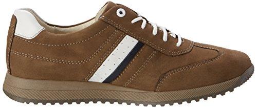 Waldläufer Weiss Notte Sneakers Mehrfarbig Hagen Biber Herren r4YqAwr