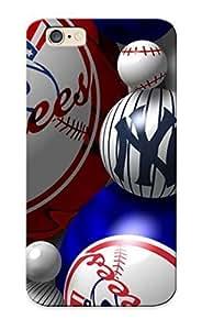 Graceyou Brand New Defender Case For Iphone 6 (new York Yankees Baseball Mlb) / Christmas's Gift