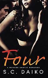 Four: A Menage Erotic Romance (MMF Romance Book 2)