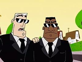 Mr black and mr white