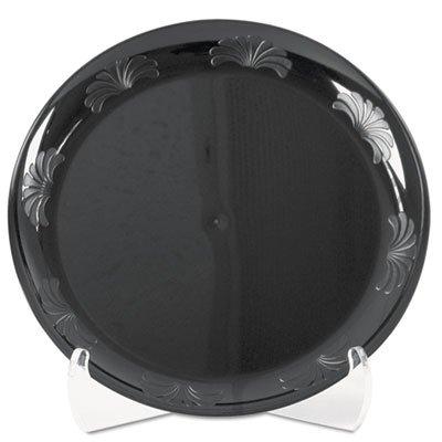 WNA Designerware Plastic Dinnerware WNA DWP9180BK - Designerware Plastic Dinnerware