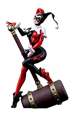 Kotobukiya Dc Comics Harley Quinn Bishoujo Statue from Kotobukiya