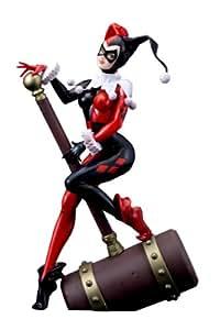 Kotobukiya DC Comics: Harley Quinn Bishoujo Statue