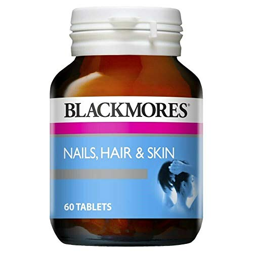 Blackmores Nails Hair & Skin Tablets 60 Pack