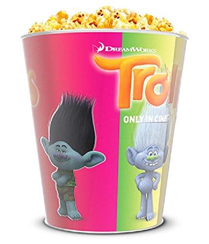 Trolls Popcorn Tub