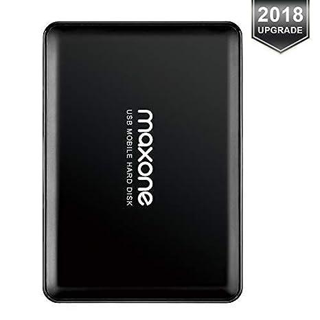 """Disco Duro Externo portátil de 160GB-2.5"""" USB 3.0 SATA HDD de Almacenamiento para"""