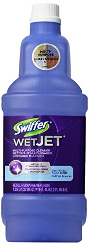 Price comparison product image Swiffer Wetjet Multi-Purpose-Open Window Fresh Scent Cleaner (42.2 oz) 3 Refills