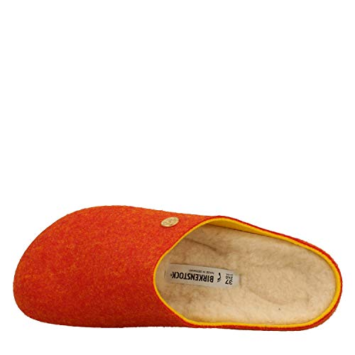 Mujer Birckenstock Kaprun Naranja para Zueco qOZ6T