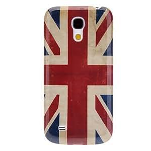 MOM Retro Design The Union Jack Pattern Hard Case for Samsung Galaxy S4 Mini I9190