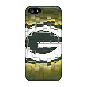 Unique Design Ipod Touch 4 Durable Cases Covers Green Bay Packers