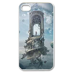 FLYBAI Fanstasy world Phone Case For Iphone 4/4s [Pattern-3]