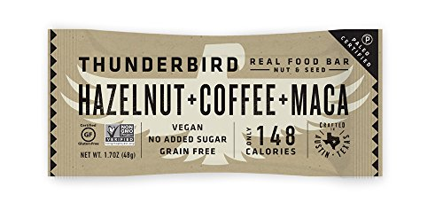 Thunderbird Real Food Energy Bars product image