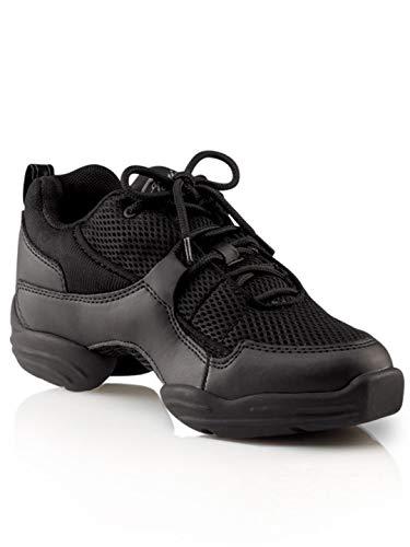 Capezio Women's DS11 Fierce Dance Sneaker,Black,8.5 M US (Best Street Dance Shoes)