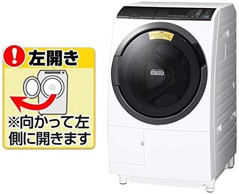 日立 10.0kg ドラム式洗濯乾燥機 BD-SG100EL-W