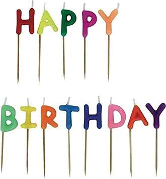 Stylex - 2051304 - velas del cumpleaños Ensemble - feliz ...