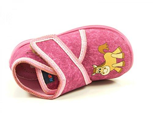 Violett Kleinkinderhausschuh 47 2103 Pink Rohde zWXfnq6Ff