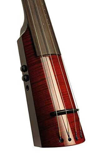 NS Design, 5-String Electric Upright Bass (WAV5CDBTR) by NS Design