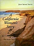 img - for A California Woman's Story book / textbook / text book