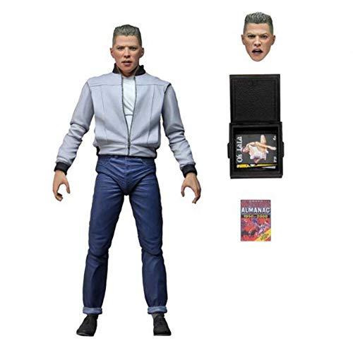 NECA Back to The Future Biff Tannen Action Figure [Ultimate Version]