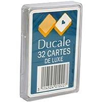 Ducale Jeu de cartes de luxe - 32 cartes