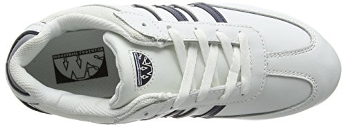 Worksite Ss617Sm - Zapatillas de seguridad Unisex adulto, Blanco, 36 2/3