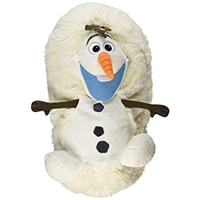 Hide Away Pets Frozen Olaf Plush, 14