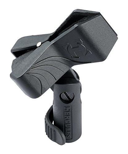 Hercules MH100B QUIK-N-EZ Microphone CLIP (Quick Release Microphone Clip)