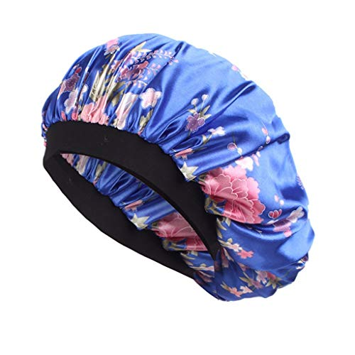 Soft Silk Hair Bonnet, Hair Loss Cap, Headbands, Elastic Salon Bonnet, Soft Satin Sleeping Cap, Boho Cotton Turban, Night Wrap Hair Hat, Night Sleep Hat, Satin Sleeping Cap (I) But I Vintage Bonnet