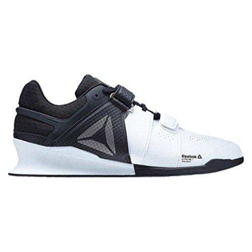 (リーボック) Reebok メンズ フィットネストレーニング シューズ靴 Legacy Lifter [並行輸入品]   B07CF436CX