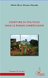 l'écriture du politique dans le roman camerounais