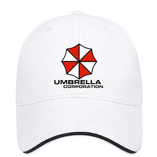 Mens Womens Umbrella-Corps-Logo- Adjustable Golf Bucket Hats Cadet Army Caps Vintage Baseball Hat Cap