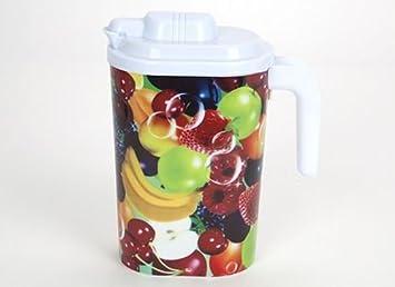 Kühlschrankkrug : Pip 2 kunststoff kühlschrank krug 1 5 liter & deckel fresh fruit