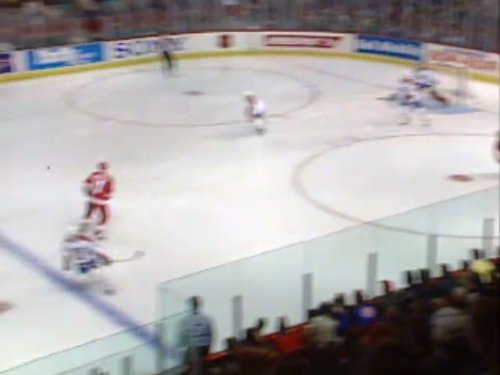 December 2, 1995: Detroit Red Wings vs. Montreal Canadiens (Wings Of Vi Game)