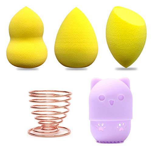 yellow beauty blender - 4