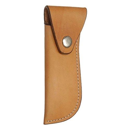 - Royal King Smooth Leather Hoof Pick/Knife Holder