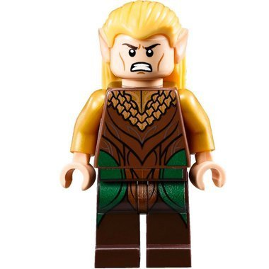 LEGO The Hobbit: Legolas Greenleaf Minifigure (Lord of the Rings)