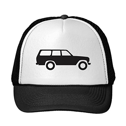 60 Series Toyota Land Cruiser Hat Black