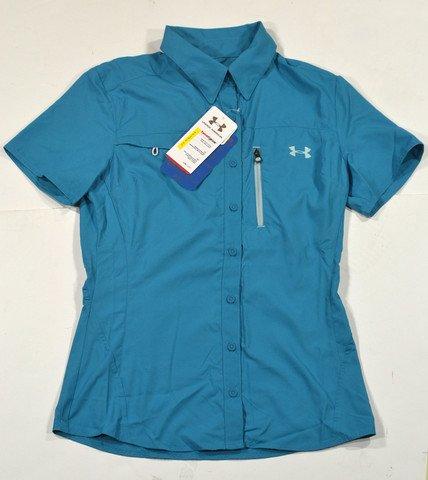 Under Armour Women's UA Flats Guide Short Sleeve X-Large ()