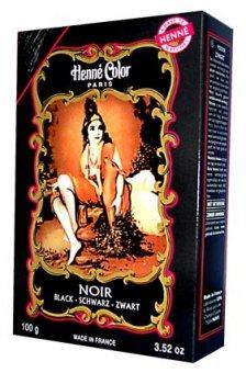 Henna Färbepulver schwarz 100g Dragonspice Naturwaren