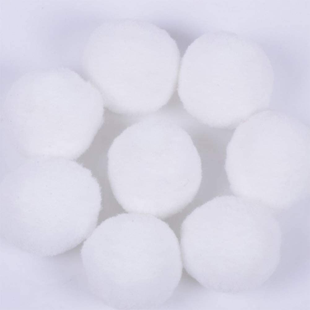 Home & Kitchen 20PACK Indoor Snowball,Fight Fake Snowball,Soft ...
