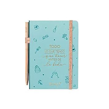 Amazon.com: Mr. Wonderful Wedding Organiser Notebook ...