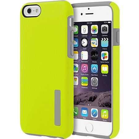 Soft Commuter Case for Apple iPhone 6 (Lime) - 2