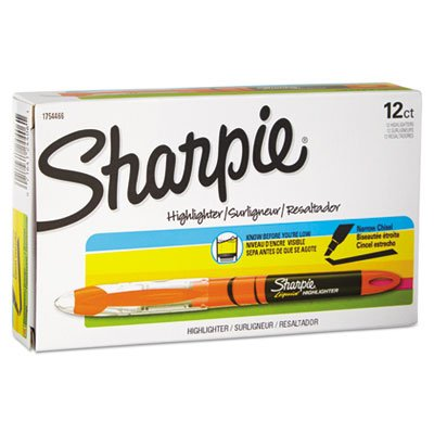 SAN1754466 - Sharpie Accent Liquid Pen Style Highlighter, 1 Dozen by Sharpie