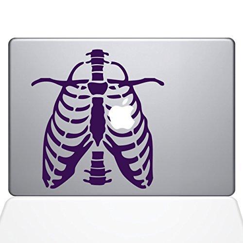 柔らかな質感の The Decal Guru 0223-MAC-15X-LAV Ribcage Pro Apple Ribcage Heart Vinyl Purple Sticker 15 Macbook Pro (2016 & newer) Purple [並行輸入品] B0788G7KMC, ロンナースーツ専門店 ベストマン:3a9ac1e6 --- a0267596.xsph.ru