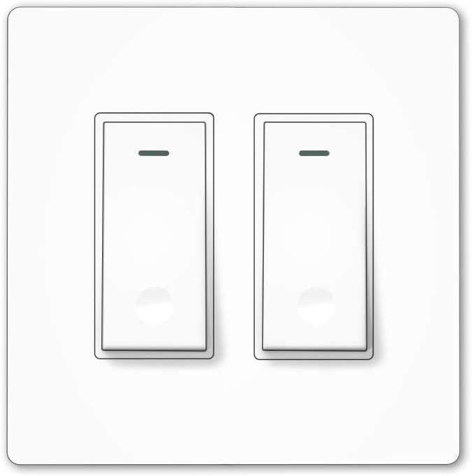 Wifi Switch Tuya Smart Life App 1 2 3 Gang Wall Touch Light Switch Alexa Google