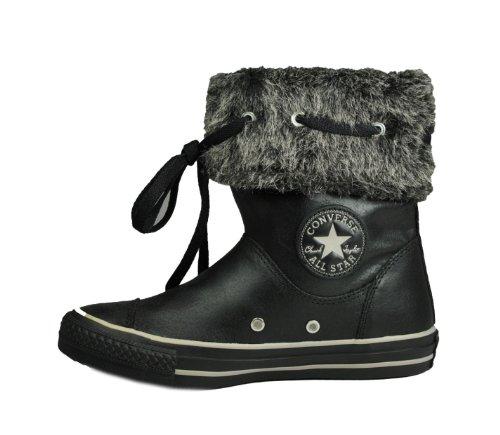 Converse Women Andover Boot Hi Leather Stiefel / 519214 Farbe: Black