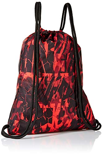 Nike Bright Crimson Bright Children Crimson Bag gfx NK Strings and Black Unisex gmsk rwUOxPrq7