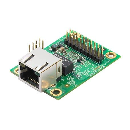 MOXA MiiNePort E3-H-T Embedded Device Server for TTL Devices, up to 921.6Kbps, with RJ45, -40 to 85°C by Moxa