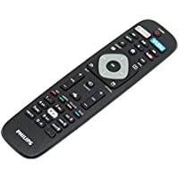 OEM Philips Remote Control Originally Shipped With: 55PFL6902, 55PFL6902/F7, 32PFL4902, 32PFL4902/F7, 55PFL5602, 55PFL5602/F7
