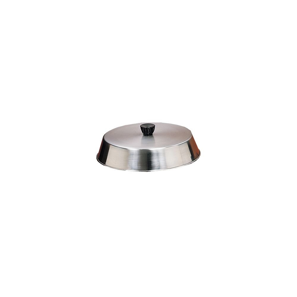 American Metalcraft BA740S Basting Cover, Stainless Steel, Round, 7-1/2'' Dia.